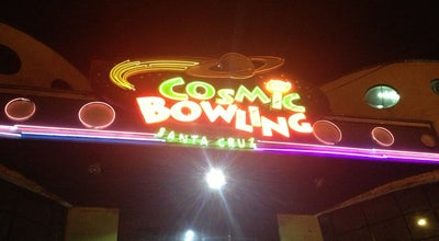 Photo of Bowling Alley Cosmic Bowling at Santa Cruz de la Sierra, Bolivia