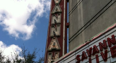 Photo of Theater Savannah Theatre at 222 Bull St, Savannah, GA 31401, United States