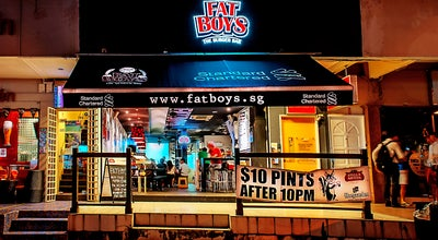Photo of Burger Joint Fat Boy's The Burger Bar at 187, Singapore 574335, Singapore