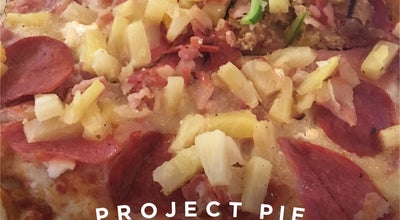 Photo of Pizza Place Project Pie at Park Square, Makati, Philippines