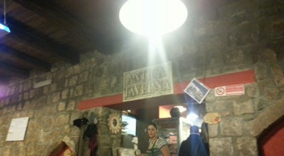 Photo of Italian Restaurant Antica Taverna at Via Sant'agostino, Viterbo 01100, Italy
