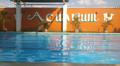 Photo of Pool Escuela de Natación Acuarium at Mérida, Mexico