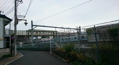 Photo of Monument / Landmark 三鷹陸橋(中央線横断橋/三鷹跨線人道橋) at 上連雀2, 三鷹市, Japan