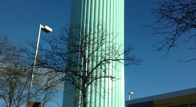 Photo of Monument / Landmark Yonkers Water Tower at Yonkers, NY, United States