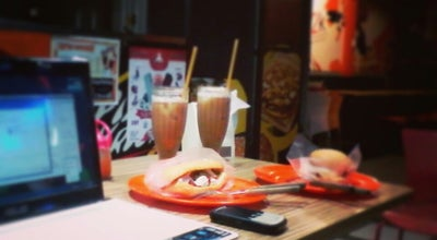 Photo of Burger Joint Klenger Burger at Graha Raya Bintaro, Tangerang 15326, Indonesia