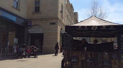 Photo of Bakery Greggs at Westgate Street, Bath, United Kingdom