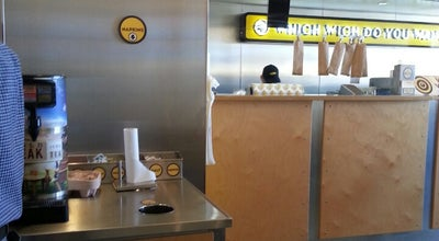 Photo of Sandwich Place Which Wich? Superior Sandwiches at 201 University Oaks, Round Rock, TX 78665, United States