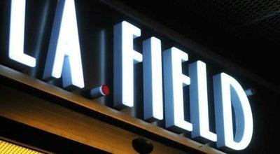 Photo of Bar L.A. FIELD Cafe & Bistro at Pelican Mall Alisveris Merkezi Üniversite Mahallesi E/5 Yanyol Üzeri No:23 Avcılar, istanbul, Turkey