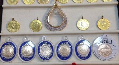 Photo of Jewelry Store Nişantaşı Kuyumculuk & Gümüşçülük at Kale Mh Ziya Gökalp Cad. No 29/1, Samsun, Turkey