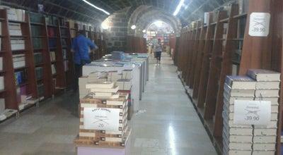 Photo of Bookstore Ensar Kitap ve Kültür Merkezi at Tarihi Hasan Paşa Hanı, Diyarbakır 21100, Turkey