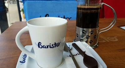 Photo of Cafe by Baristo Cafe & Restaurant at 1. Murat Mah., Edirne, Turkey