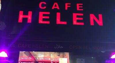 Photo of Middle Eastern Restaurant Cafe Helen at 105a Edgware Rd, Paddington W2 2HX, United Kingdom