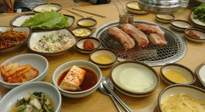 Photo of BBQ Joint 늘봄 흑돼지 at 제주시 노형동, South Korea