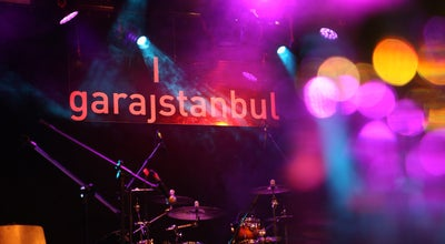Photo of Concert Hall garajistanbul at Tom Tom Mah. Yeni Çarşı Cad. Kaymakam Reşat Bey Sok. 11a Beyoğlu, Istanbul, Turkey
