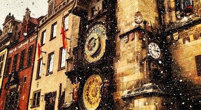 Photo of Monument / Landmark Pražský Orloj | Astronomical Clock at Staroměstské Nám. 4, Praha 110 00, Czech Republic
