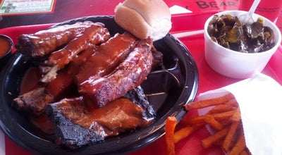 Photo of American Restaurant Honey Bears Barbeque at 2824 N Central Ave, Phoenix, AZ 85004, United States