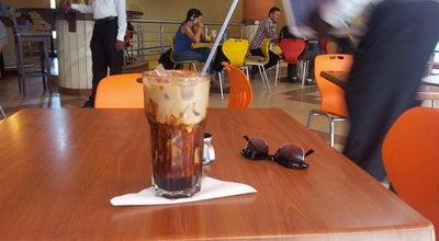 Photo of Cafe Mokka Terrace at Oasis Mall Nakumatt, Kampala, Uganda