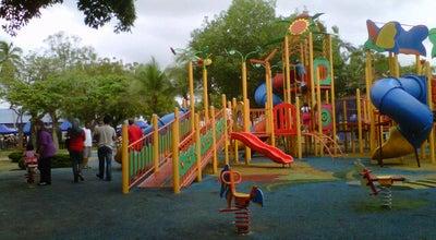 Photo of Theme Park Taman Permainan Padang Astaka at Malaysia