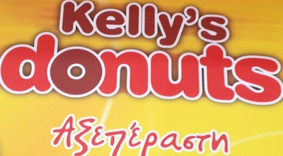 Photo of Donut Shop Kelly's donuts at Πλατεία Δαβάκη 2 (περιβολάκι), Greece