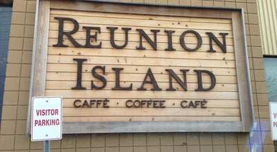 Photo of Cafe Reunion Island Coffee at Toronto, ON, Canada