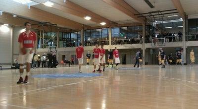 Photo of Basketball Court Spirou Basket Jeunes at Sentier De L'epée 35, Jumet 6040, Belgium