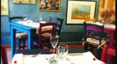 Photo of French Restaurant Bistrot e Atelier Liù at Via Santorre Santarosa 8, Torino, Italy