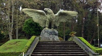 Photo of Monument / Landmark El Águila at Mexico