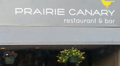 Photo of American Restaurant Prairie Canary at 924 Main St, Grinnell, IA 50112, United States