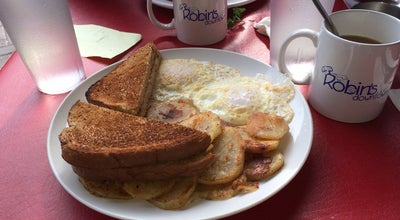 Photo of Breakfast Spot Robin's Downtown Cafe at 428 12th St W, Bradenton, FL 34205, United States