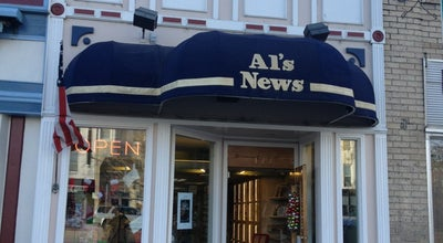 Photo of Bookstore Al's Newsstand at 177 N College Ave, Fort Collins, CO 80524, United States