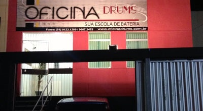 Photo of Concert Hall Oficina DRUMS at Brazil