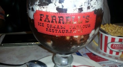 Photo of Ice Cream Shop Farrell's Ice Cream Parlour at 10742 Foothill Blvd, Rancho Cucamonga, CA 91730, United States