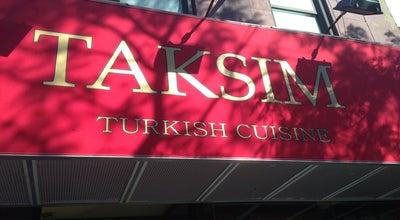 Photo of Mediterranean Restaurant Taksim at 1030 2nd Ave, New York, NY 10022, United States