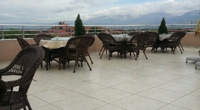 Photo of Hotel Bar Eriza Boutique Otel Teras Bar at 13 Şubat Cad. No:6, Erzincan 24000, Turkey