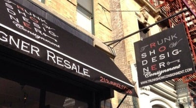 Photo of Boutique Trunk Show Designer Consignment Shop at 275-277 W 113th St, New York, NY 10026, United States