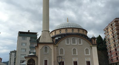 Photo of Mosque RTEÜ İlahiyat Fakültesi Camii at Rize, Turkey