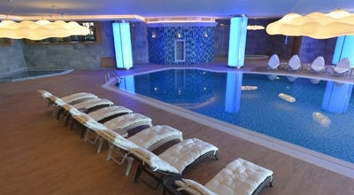 Photo of Spa Blue Harmony Spa & Fitness at Basin Ekspres Yolu Yavuz Sultan Selim Caddesi No:1-3, Istanbul 34212, Turkey