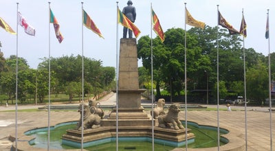Photo of Monument / Landmark Independence Square at Torrington, Colombo 00700, Sri Lanka