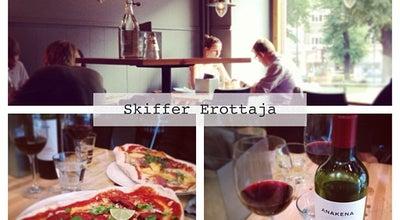 Photo of Pizza Place Skiffer at Erottajankatu 11, Helsinki 00130, Finland
