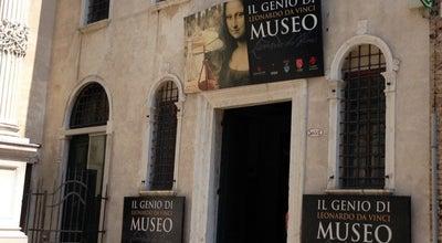 Photo of Tourist Attraction Museo Leonardo da Vinci at Campo San Rocco, 3052, Venice 30125, Italy