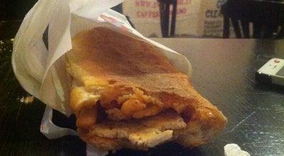 Photo of Restaurant The Crocodile Grill Sandwich at Via Gaspare Del Fosso 9, Reggio Calabria 89127, Italy