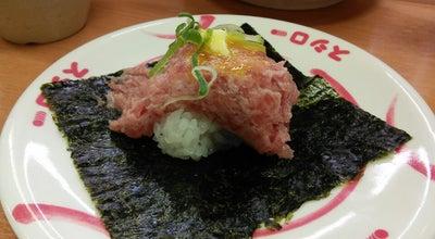 Photo of Sushi Restaurant スシロー 各務原店 at 那加前洞新町4-197-1, 各務原市 504-0021, Japan