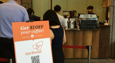 Photo of Coffee Shop One Shot Coffee at Prudential Tower, Singapore 049712, Singapore