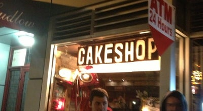 Photo of Theater Cakeshop at 152 Ludlow Street, New York City, NY, United States