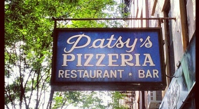 Photo of Pizza Place Patsy's Pizzeria at 2287 1st Ave, New York, NY 10035, United States
