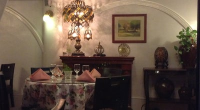 Photo of New American Restaurant Café Old Cul-de-sac at #29 Maya Street, Sto. Niño Village, Cebu City 6000, Philippines