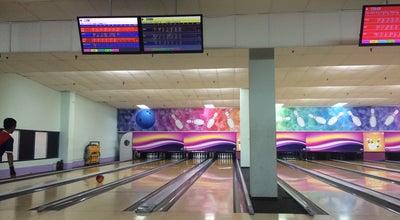Photo of Bowling Alley Pasir Gudang Bowl at Kompleks Pusat Bandar Pasir Gudang, Pasir Gudang 81700, Malaysia