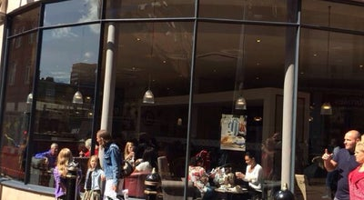 Photo of Coffee Shop Caffè Nero at 8-9, Birmingham B2 4JD, United Kingdom