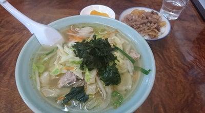 Photo of Ramen / Noodle House 青竹食堂 at 龍岡町下條南割334-6, 韮崎市, Japan