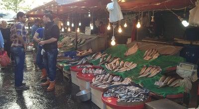 Photo of Fish Market Karaköy Balık Pazarı at Karaköy, Beyoğlu, İstanbul, Turkey